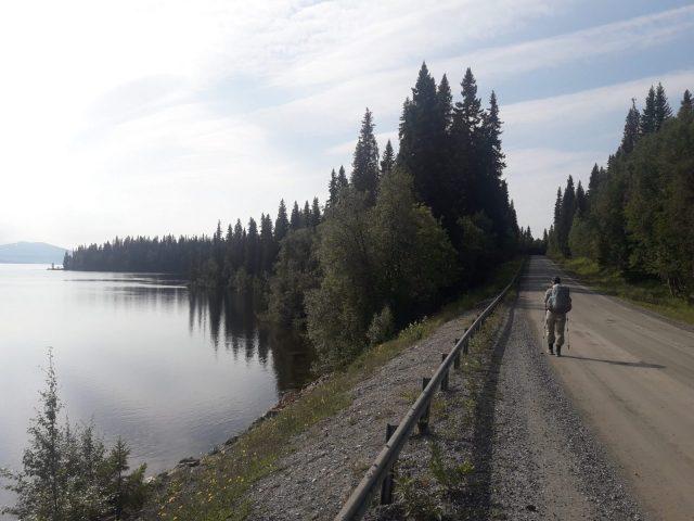 Gäddede – Valsjöbyn – Åre | Schweden