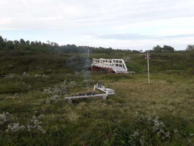 Klimpfjäll – Ankarede – Gäddede | Schweden