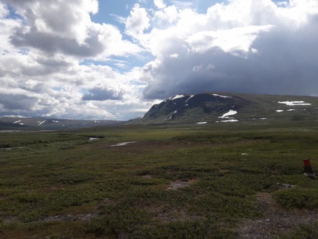 Jäckvik – Ammarnäs – Hemavan  | Schweden