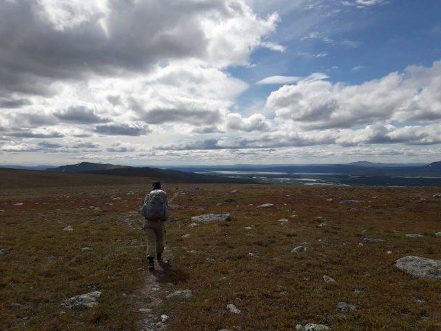 Kvikkjokk – Jäckvik | Schweden