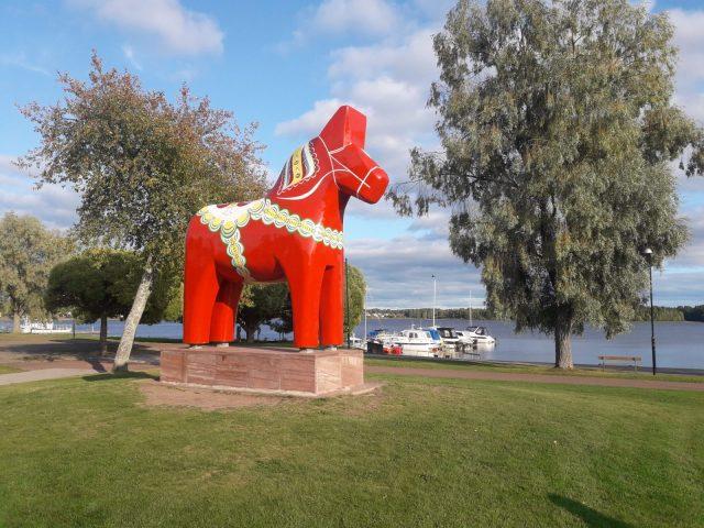 Wandern durch Schweden   Grövelsjön – Sälen – Mora